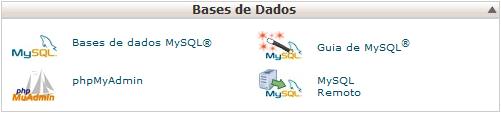 Criar Base de Dados