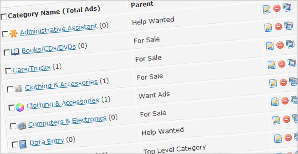 WordPress Classifieds Plugin