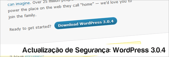 WordPress 3.0.4
