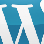 wordpress logotipo