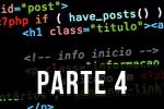 Como Criar um WordPress Theme - Parte 4