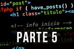 Como Criar um WordPress Theme - Parte 5