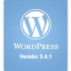 WordPress 3.4.1 - Atualização de Segurança