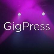 GigPress: Plugin para Sites de Eventos