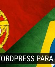 Passar Wordpress para Português