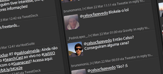 Dicas Twitter